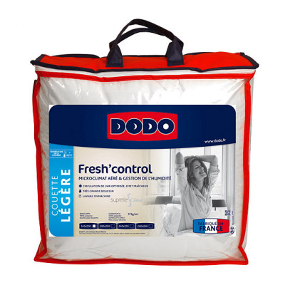 Couette Fresh control 140x200 Packaging