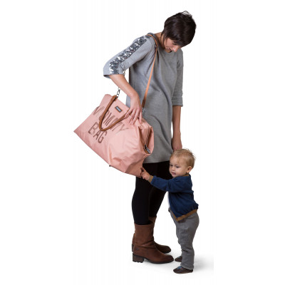 Mommy bag - large pink